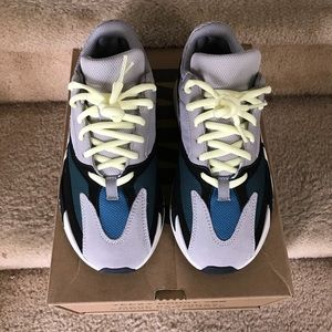 newest ec234 22cfd Adidas Yeezy Boost 700 Wave Runner Size US 5 NWT
